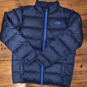 North Face puffer